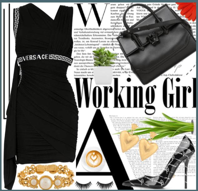 Versace - Working Girl
