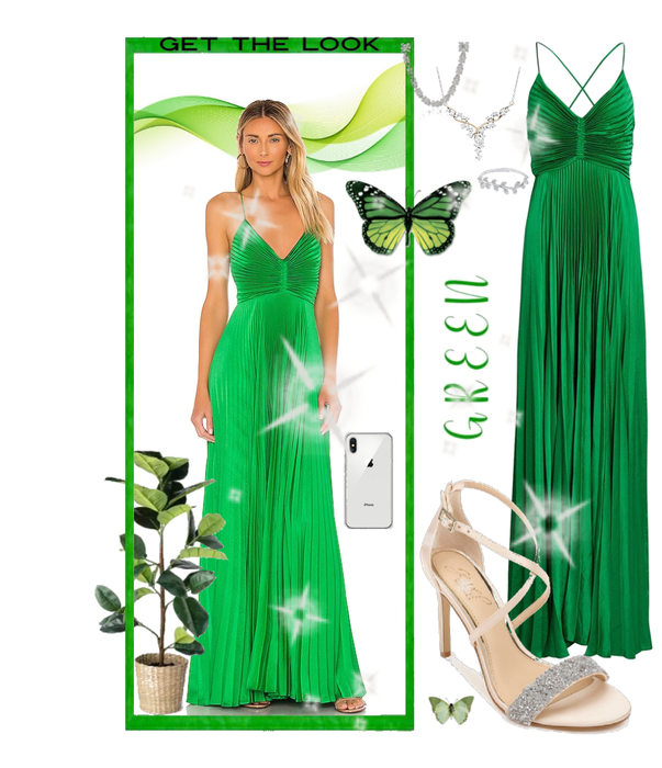 Get The Look: Green