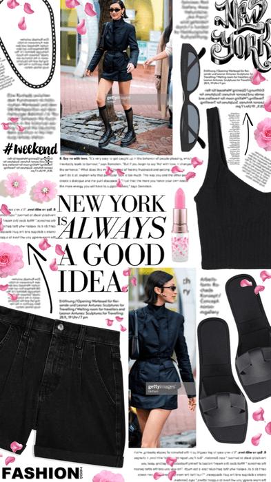 new york is always a good idea.