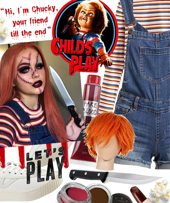 Hi, I'm Chucky