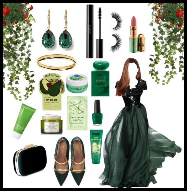 Green emerald theme by Giada Orlando 2019