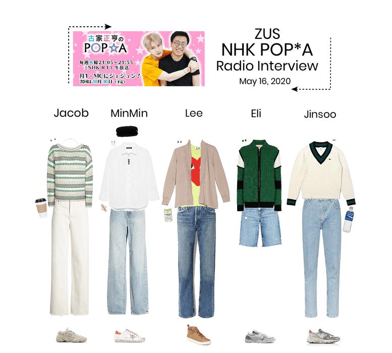 Zus//NHK POP*A Radio Interview