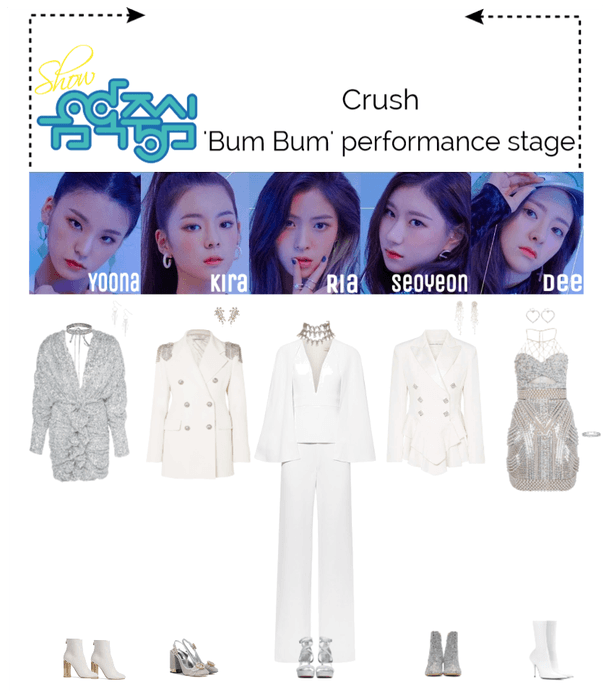 show music core 'Bum Bum'