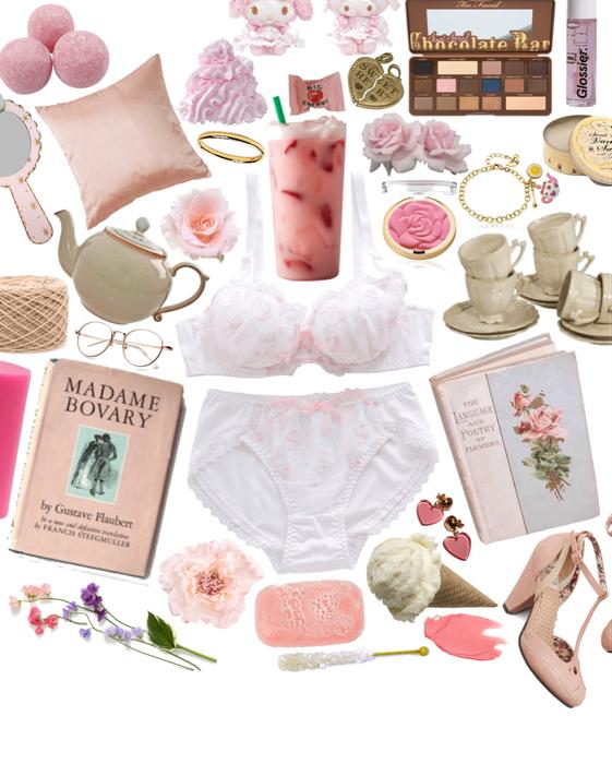 pink & sweet