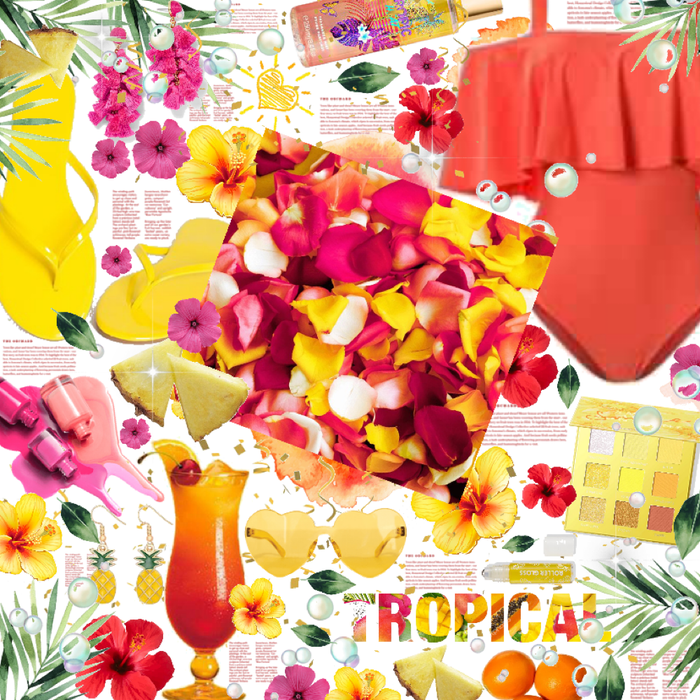 Tropical vacation , anyone?