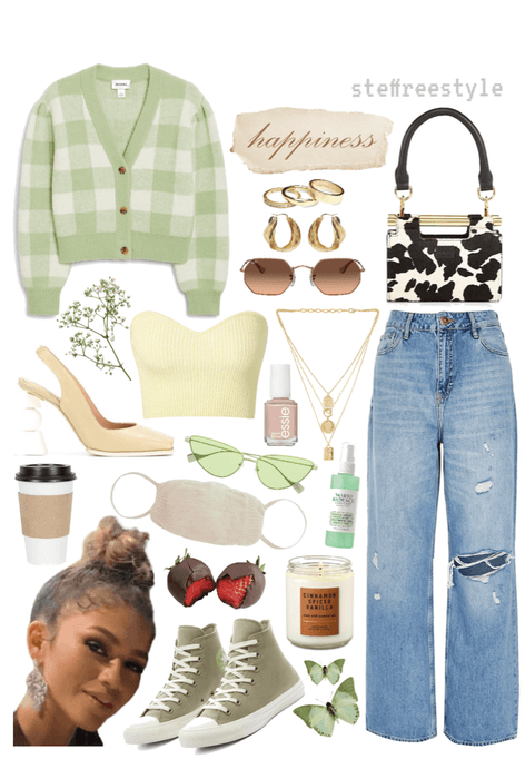 if i styled: zendaya - casual to chic