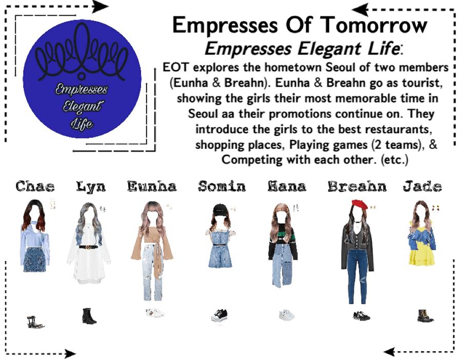 EOT | Empresses Elegant Life: Ep 3 (pt1) 200501