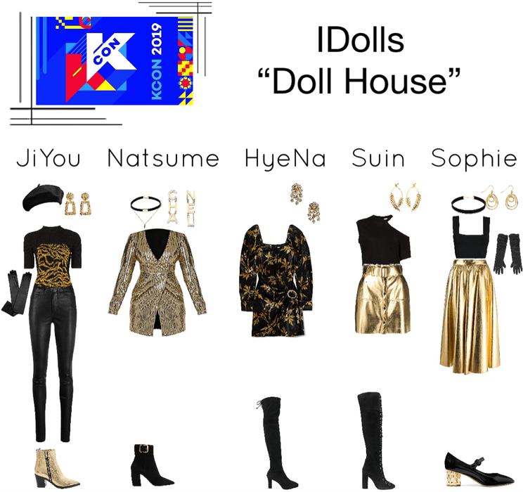 IDolls at Kcon