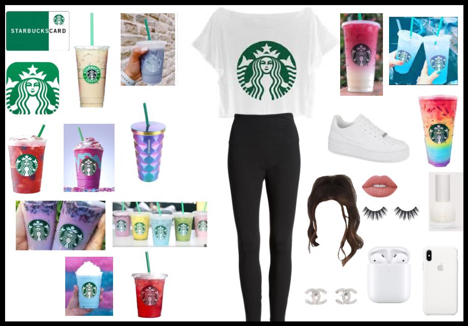 The Starbucks Lover