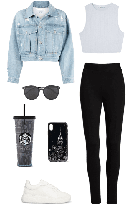 go-to outfit