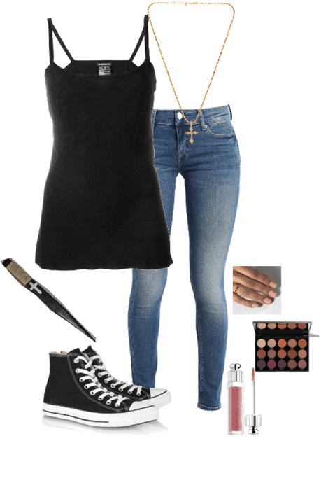DIY Buffy Summers the Vampire Slayer Costume