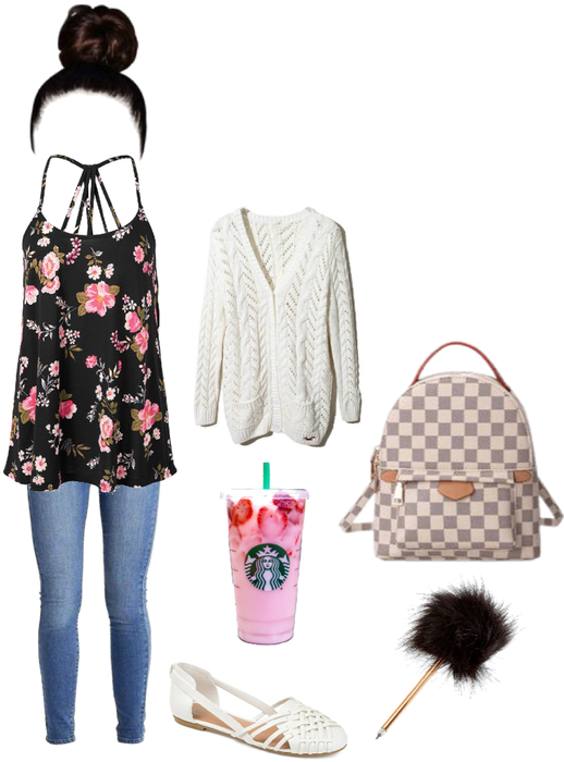 Casual & Awesome Look