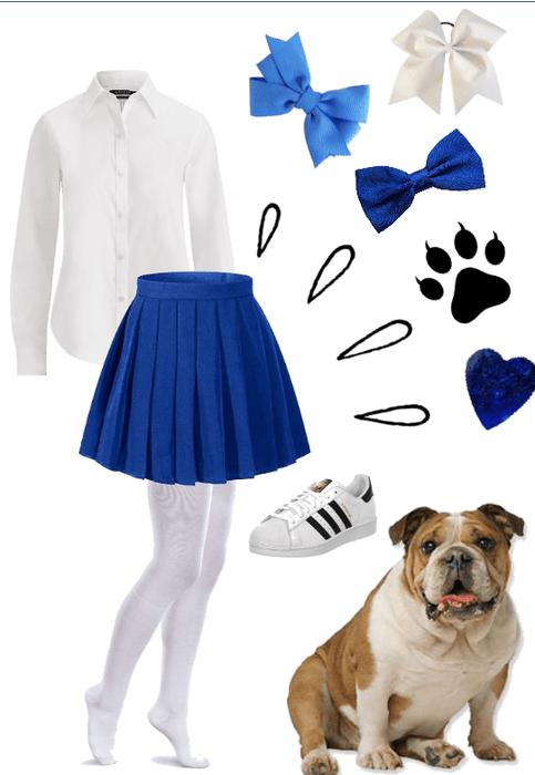 Bulldog School Spirit