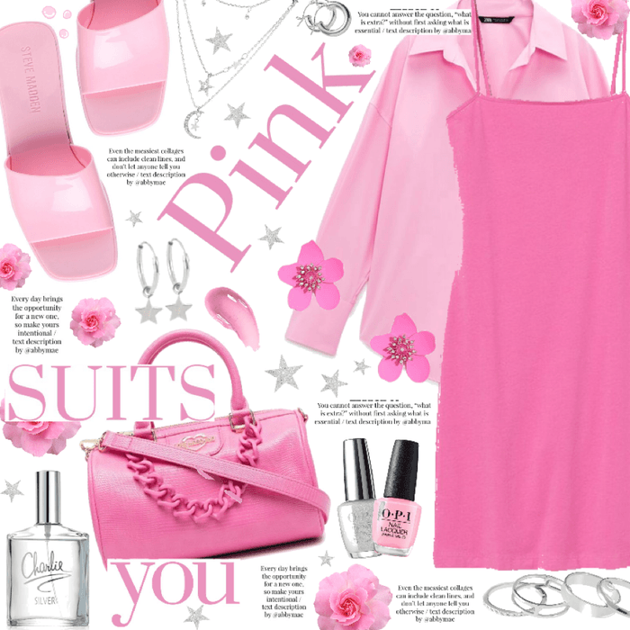 Pink suits you! 🌸💕💕💕
