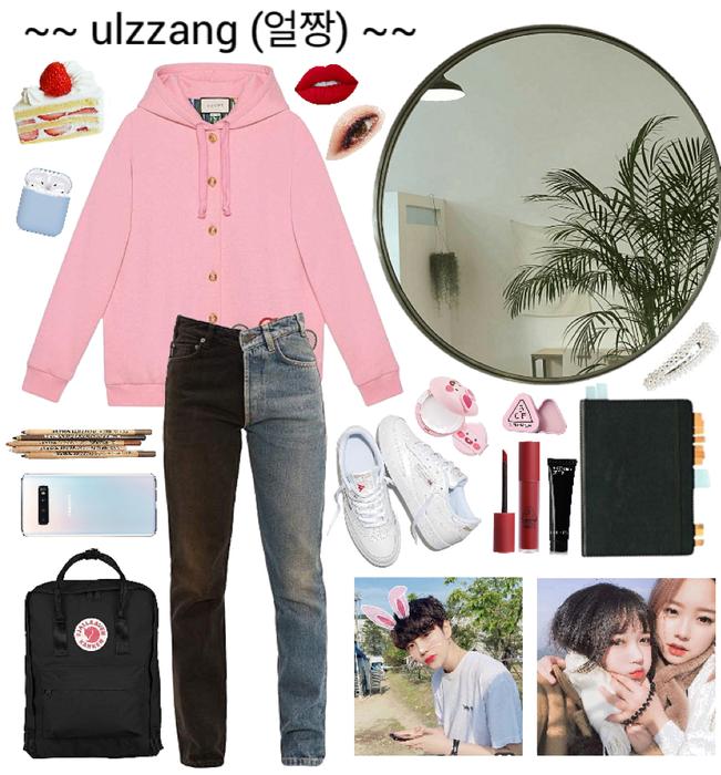 the ulzzang girl