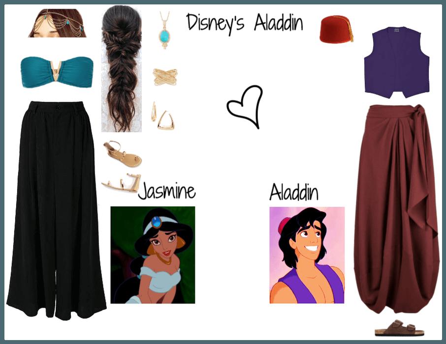 Aladdin Challenge
