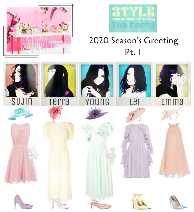 STYLE 2020 Season's Greeting Pt. 1