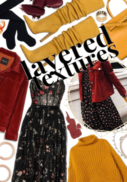 Layered Textures