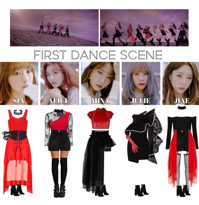 [HEARTBEAT] 'LA LA LOVE' FIRST DANCE SCENES
