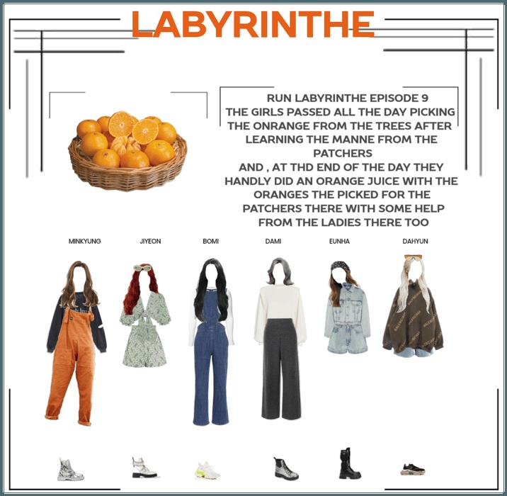 RUN LABYRINTHE EPISODE 9