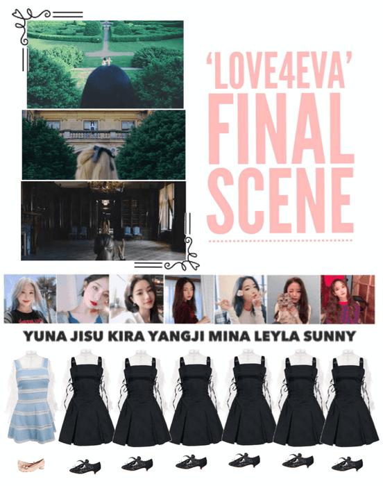 {MARIONETTE} 'love4eva' Final Scene