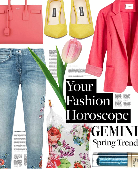 Gemini ♊️ fashion horoscope