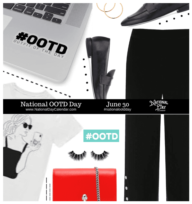 Nat. #OOTD is on June 30th