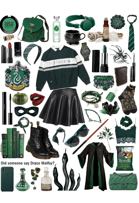 Slytherin in my blood