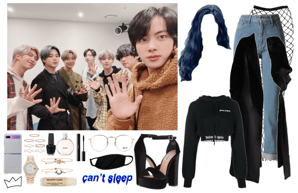 the 8th member: Connect BTS