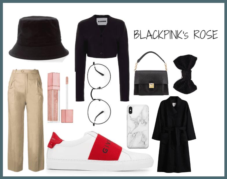 BLACKPINK's ROSE