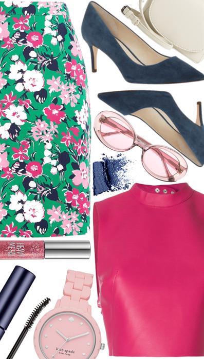 BOSS LADY (Pencil skirt style 2021)❤️🤩