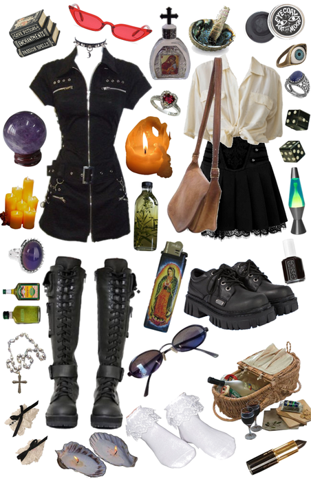 what I would wear if I was in the craft