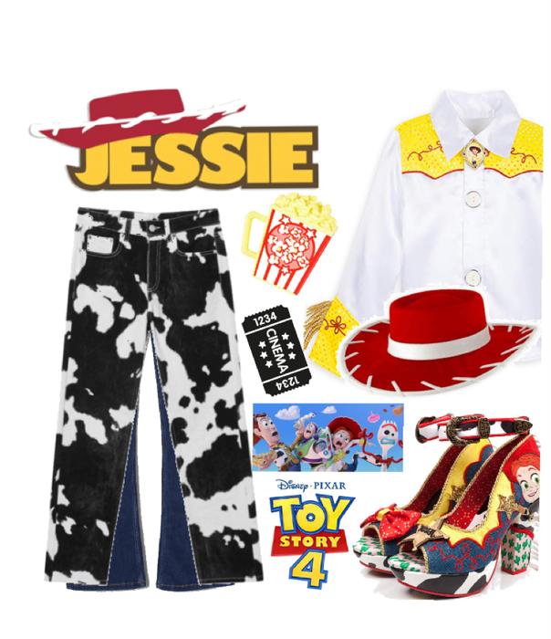 Jessie/Toy story