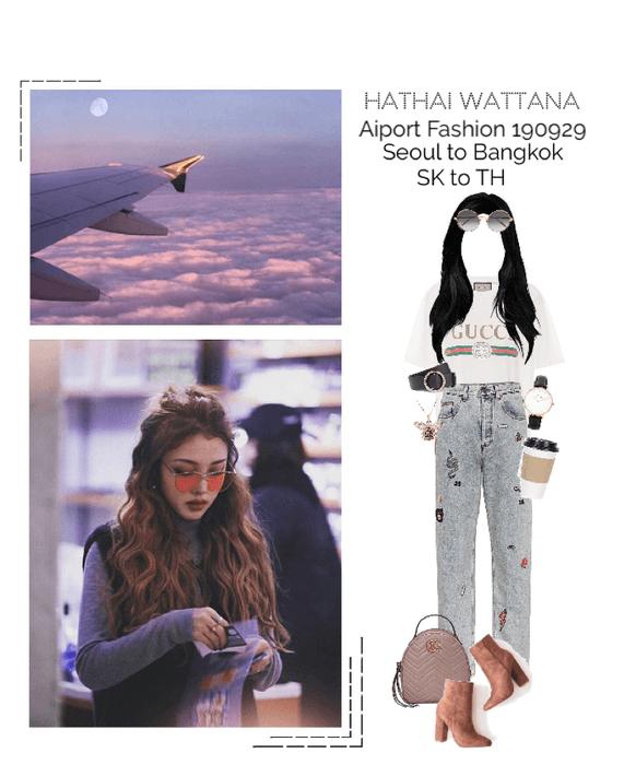 BSW Hathai Airport Fashion 190929