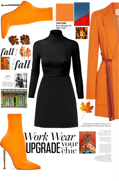 Fall color Work Style