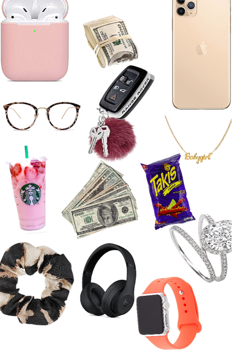 Things I need and can't leave the house without