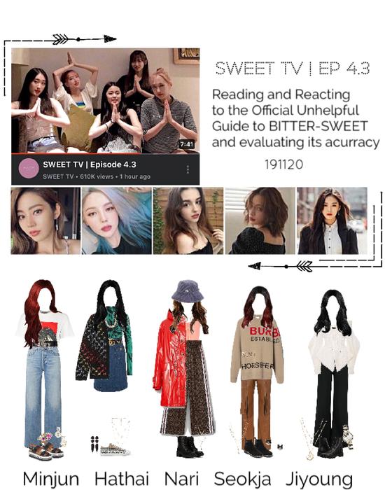 BSW SWEET TV 4.3