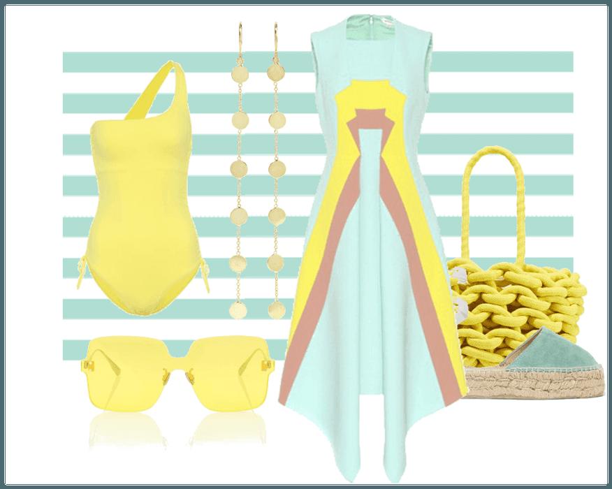 Yellow Mint