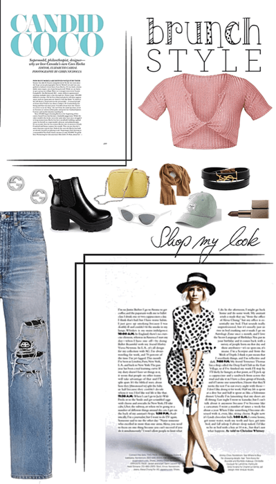 the chic brunch