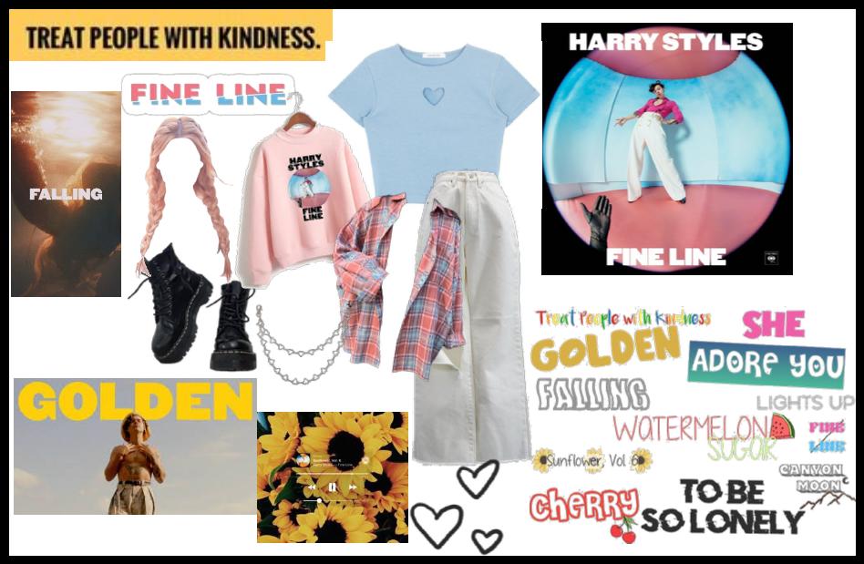 ⚣⛭Fine line album - Harry Styles⛭⚣