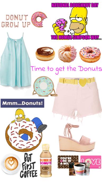 Mmmmm...donuts!!