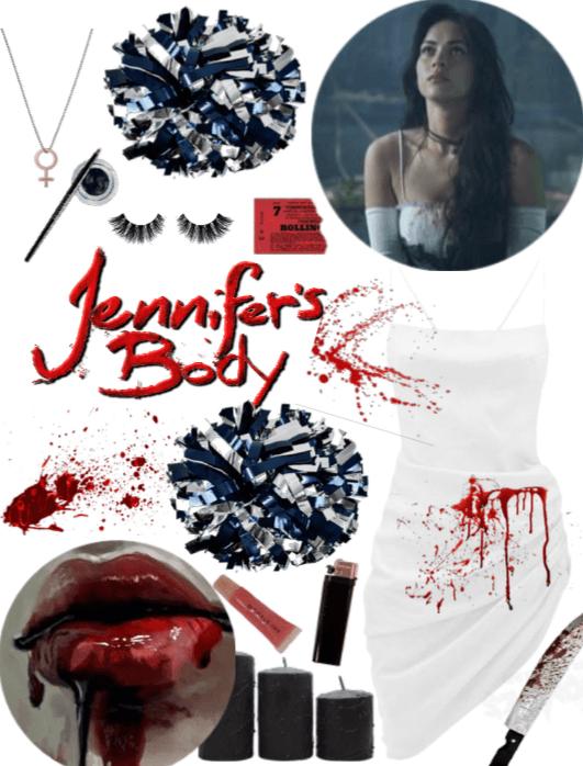 spooky costume: jennifer check