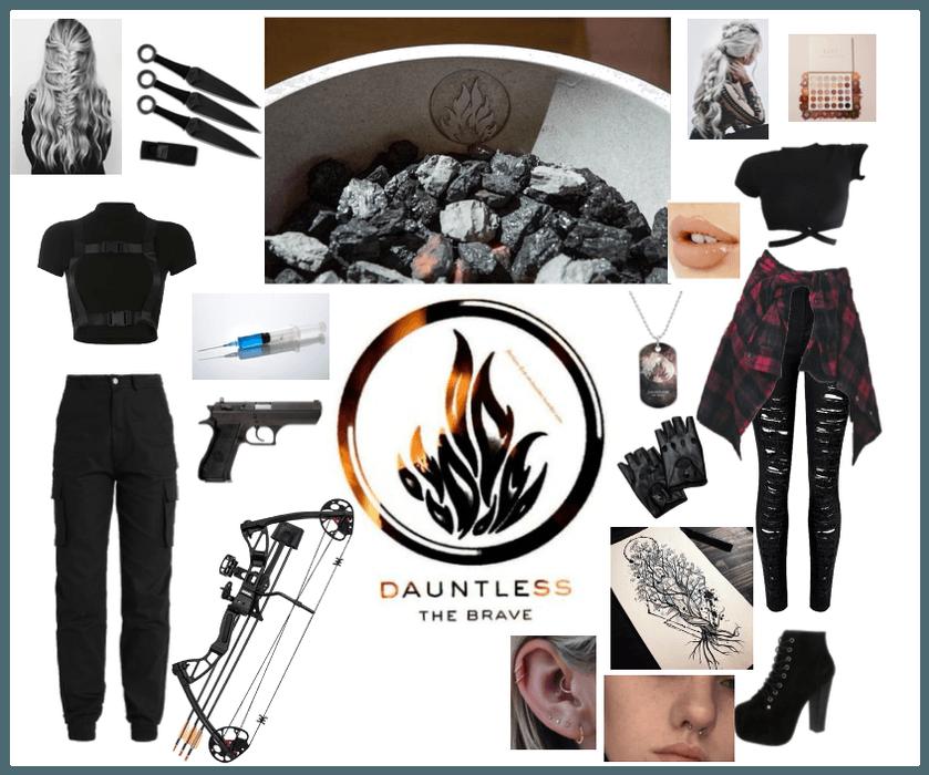 dauntless OC