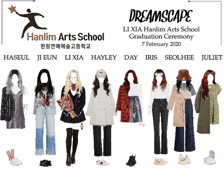 DREAMSCAPE [드림스게이프] Hanlim School Graduation 200207