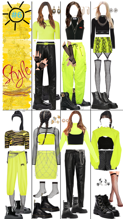 Outfit Idea - Women's Fashion - KPOP Idol