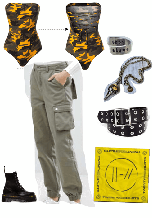 twenty one pilots outfit2