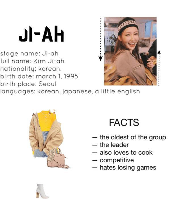 JI-AH Introduction.