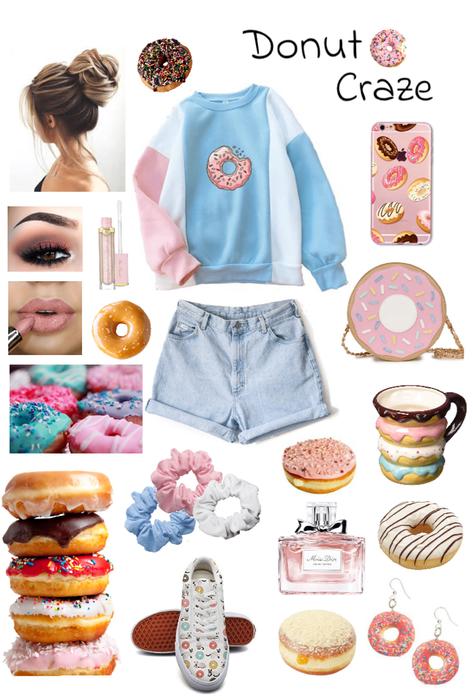Donut craze🍩💗