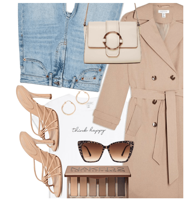 Styling a Trench Coat~
