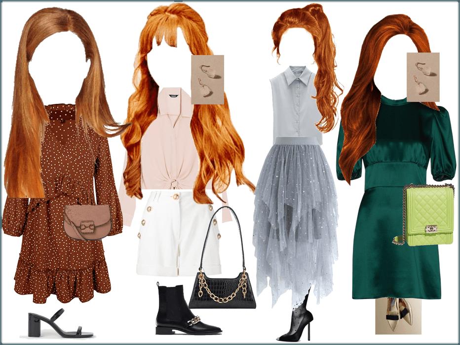 Clique Redhead Spring - Winter
